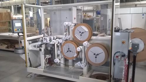 Machine de prédécoupe et coupe de joints 2.0